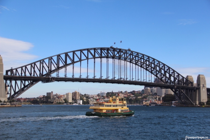 Sydney-Harbour-Bridge-Christmas