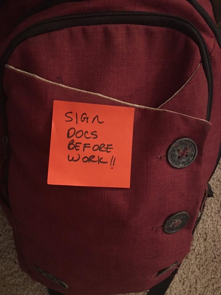pre-departure-post-trip-preparation-sticky-note-work-ready.JPG