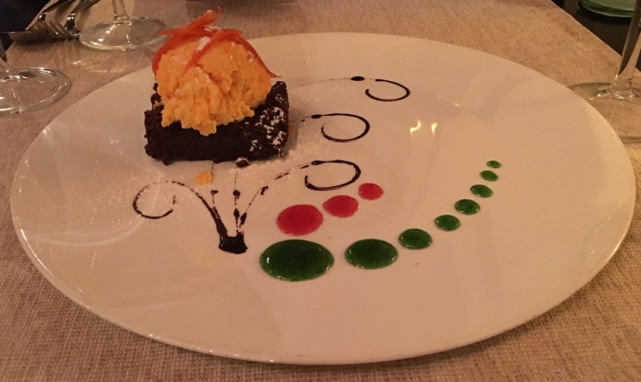 Tandory-vegetarian-vegan-restaurant-Montevideo-Uruguay-chocolate-orange-mousse-dessert
